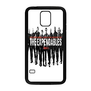 Samsung Galaxy S5 I9600 Case Cell phone Case The Expendables Jsue Plastic Durable Cover