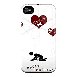 Iphone Case New Arrival For Iphone 4/4s Case Cover - Eco-friendly Packaging(hLescer1976GuIsD) by supermalls