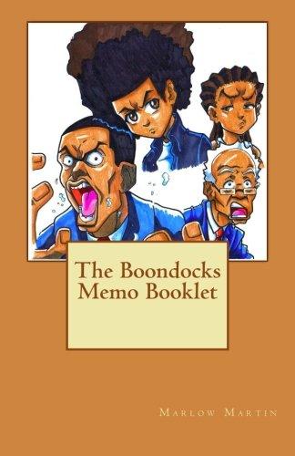 The Boondocks Memo Booklet PDF
