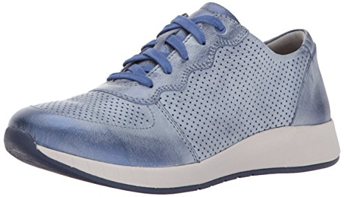 donna off Blue Brush Metallic Christina Dansko HZxqwF5