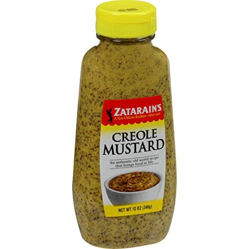 Zatarain's New Orleans Style Creole Mustard, 12 oz