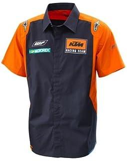 KTM REPLICA BUTTON UP TEAM SHIRT XLARGE 3PW1853005