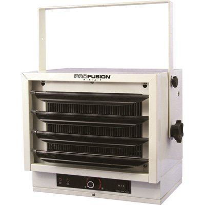 ProFusion Heat Ceiling-Mount Shop Heater - 25,590 BTU, 240 Volts, Model# EH-4604B