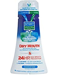 SmartMouth Dry Mouth Mouthwash, Mint, 16 Fluid Ounce