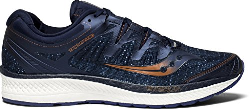 Saucony Triumph ISO 4, Scarpe Running Uomo Navy/Denim/Copper