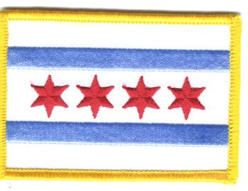 Chicago - City Rectangular Patch