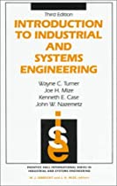 Introduction To Industrial And Systems Engineering (3rd Edition)
