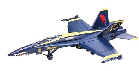 Revell SnapTite F-18 Blue Angels Plastic Model Kit - Model Plane