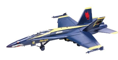 Revell SnapTite F-18 Blue Angels Plastic Model Kit