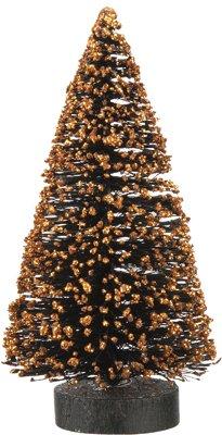 sports shoes 911c1 b6bf1 Amazon.com: Small Black & Orange Bristle Trees - Set of 6 ...