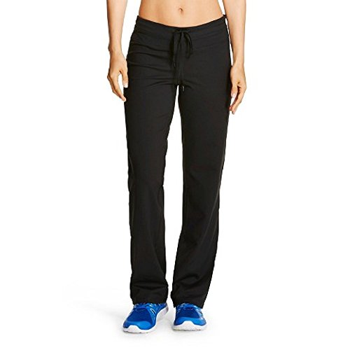 Champion Premium Regular Length Women's Duo-Dry Semi Fitted Yoga Workout Pants Petits Duos