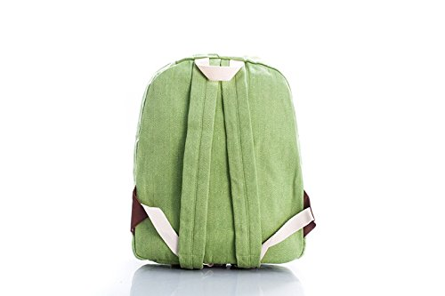 Verde Mujer De Bolso Shijinshi Mochila tIqx0