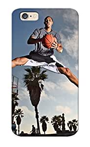Awesome Design Los Angeles Clippers Basketball Nba (4) Hard Case Cover For Iphone 6(gift For Lovers)