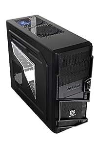 Thermaltake  Commander - Caja de ordenador de sobremesa, negro
