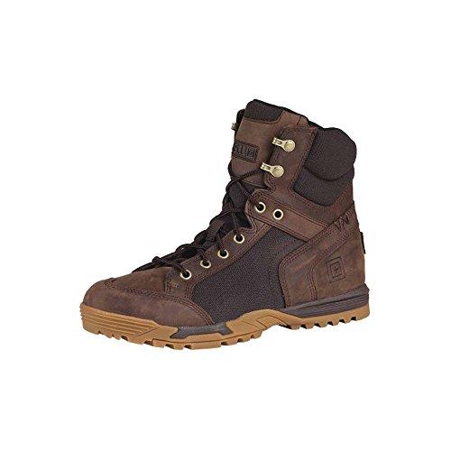 5.11 tactical - Botas para hombre, color marrón, talla 45 marrón