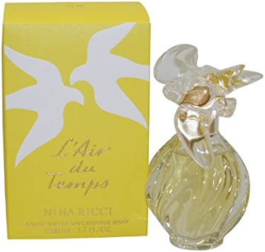L'AIR DU TEMPS edt vapo 50 ml