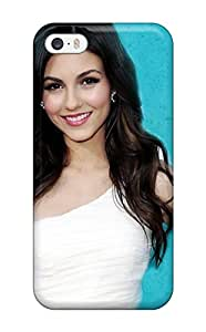5159208K49130086 Top Quality Rugged Victoria Justice Case Cover For Iphone 5/5s