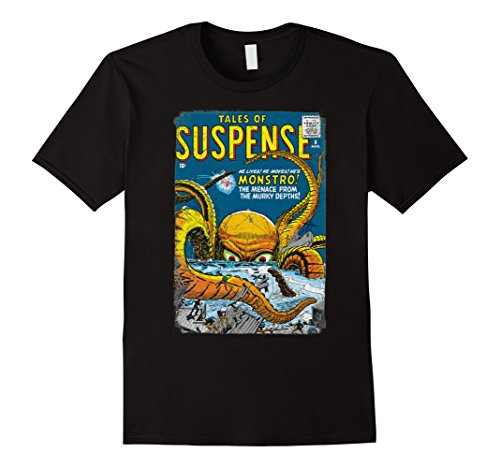 Marvel+Comics+Retro+Shirt Products : Marvel Monsters Unleashed Retro Comic Intro MONSTRO T-Shirt