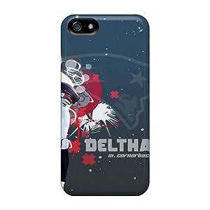 New Premium Flip Case Cover New England Patriots Skin Case For Iphone 5/5s