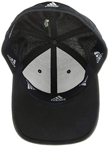 00ece3cf30c adidas Men s Release Stretch Fit Structured Cap