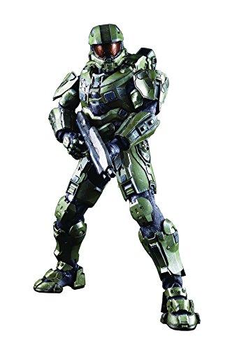 Three A Halo: Master Chief Action Figure (1:6 Scale) (Halo Master Chief Collectors Edition)