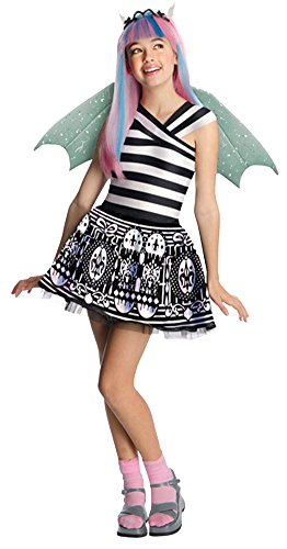 Monster High Rochelle Goyle Child Costume Sm Kids Girls Costume