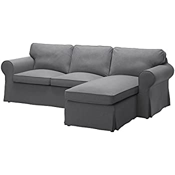 Amazon Com Sofa Cover Only The Heavy Cotton Ektorp