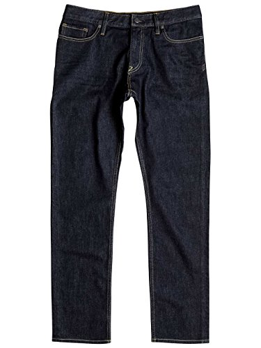 DC Shoes Worker Indigo Rinse - Straight Fit Jeans - Jean coupe droite - Homme