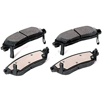 Performance Friction 0883.20 Carbon Metallic Brake Pads