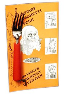 Price comparison product image Spaghetti Fork - Eating Spaghetti Just Got a Lot More Interesting!