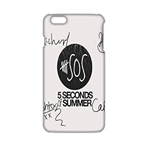 Angl 3D Case Cover Five Seconds Of Summer Phone Case for iphone 5 5s