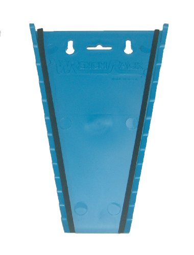 Blue Wrench Rack - Protoco 3070 Wrench Rack, Blue, 15-Piece
