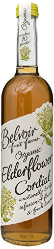 Belvoir Fruit Farms - Cordials - Organic Elderflower - 500ml
