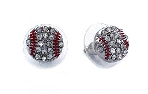 0.375 Post Earrings - 1