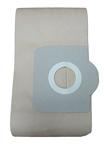 Rawlins MV-03362 Genuine Master vac Paper bags to fit MV12/12S (Pack of 10) Mastervac