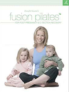 Jennifer Gianni's Fusion Pilates for Post Pregnancy & C-Section Recovery