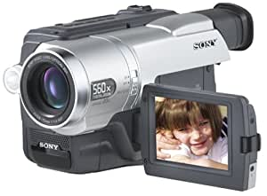 "Sony CCDTRV608 Hi8 Camcorder with 3.0"" LCD, Video Light & USB Streaming (Discontinued by Manufacturer)"