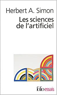 Les sciences de l'artificiel par  Herbert A. Simon