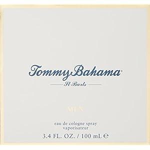 Tommy Bahama St. Barts Men Cologne,3.4 Fl Oz