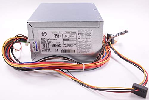 FMS Compatible with 759767-001 Replacement for Hp Power Supply Assembly 280 G2 MICROTOWER 570-P033W