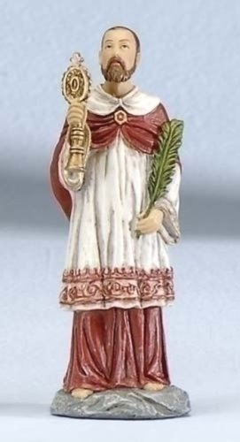 St Raymond Patrons Figurine