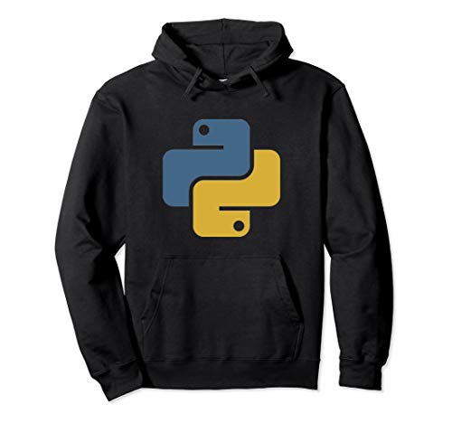 Python Logo Hoodie for Engineers