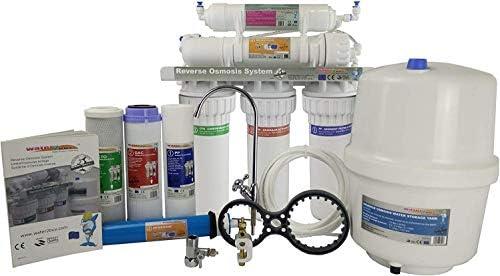 Water2buy Osmosis Inversa RO500 | Sistema de osmosis inversa de 5 ...