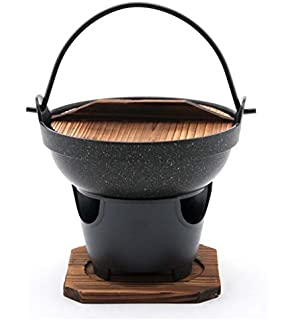 Amazon.com: La Mexicana Olla De Barro Pot, 6-Quart: Mexican Clay ...