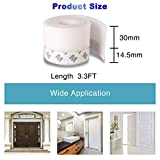 ACEBEST Door Draft Stopper Exterior Door Strong