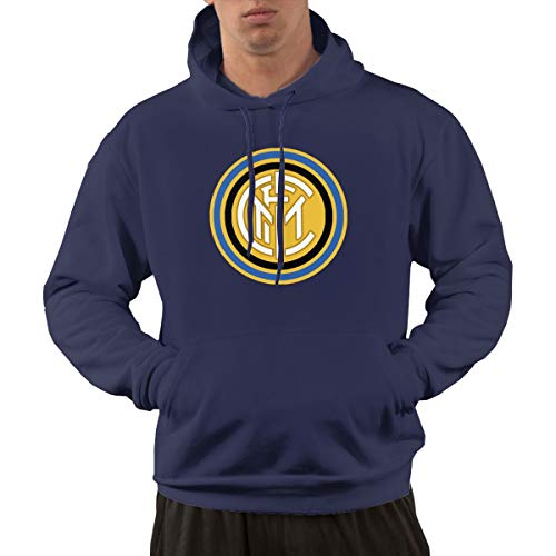 Logo Of FC Inter Milan 1963-1979 Hoodie Sweatshirt With A Pocket For Adult Men's