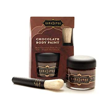 Amazon.com: Kama Sutra Chocolate Pintura Corporal De 2 oz ...
