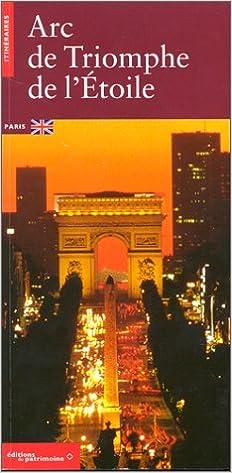 Livre L'Arc de Triomphe de l'Etoile (anglais) pdf
