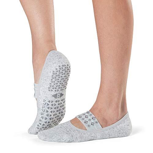 - Tavi Noir Women's Lola Yoga Socks (Wish) Small