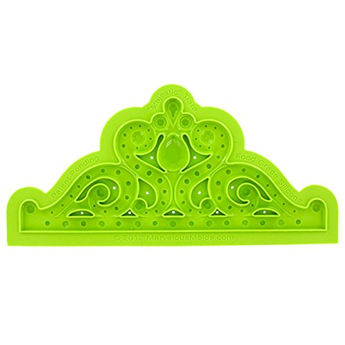 Majestic Tiara Mold by Marvelous Molds by Marvelous Molds (Image #3)